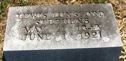 Lewis Lunsford Stephens