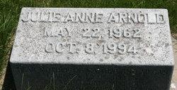 Julia Ann <i>Luce</i> Arnold