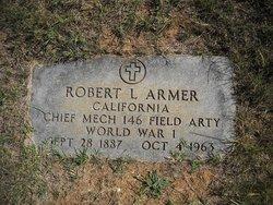 Robert L. Armer