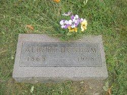 Albert Bert Dunham