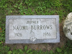 Naomi Burrows