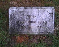 Mary Maude <i>Prewitt</i> Foley
