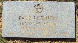 Paul N Smith