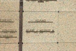 Mildred Mae <i>Heath</i> Adams