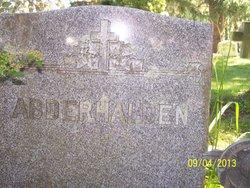 Paul Abderhalden
