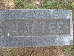 James Monroe Lee
