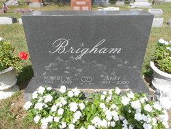Janet C <i>Patterson</i> Brigham