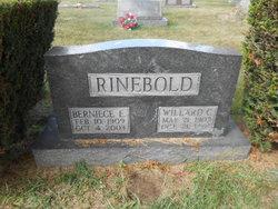 Berniece <i>Radcliff</i> Rinebold Farris