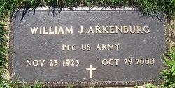 William John Arkenburg