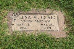 Lena M. <i>Hyde</i> Craig