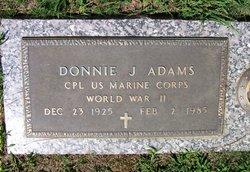Donnie J. Adams