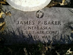 Lieut James Patrick Baker