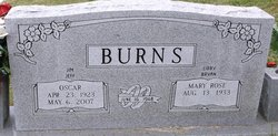 Oscar Burns