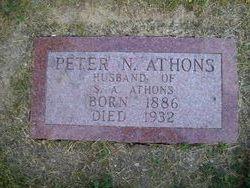 Peter N Athons