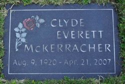 Clyde Everett McKerracher