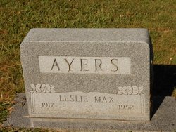 Leslie Max Ayers