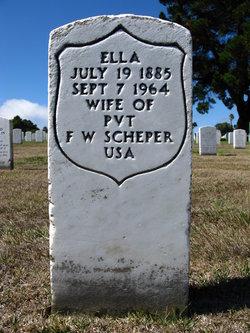 Ella Scheper