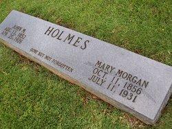 Mary Jane <i>Morgan</i> Holmes