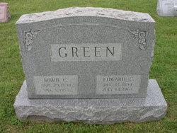 Marie C <i>Miller</i> Green