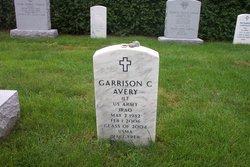 Lieut Garrison Charles Avery