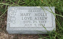 Mary Mollie <i>Caruthers</i> Askew