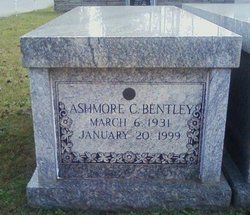 Ashmore C Bentley