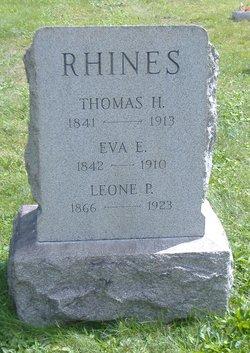 Thomas Hastings Rhines