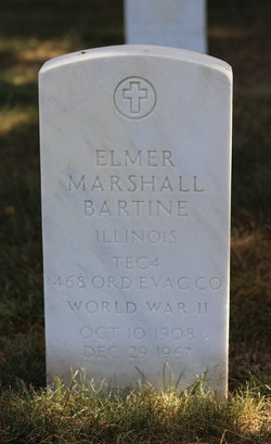 Elmer Marshall Bartine