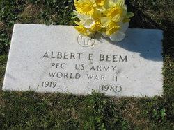 Albert Eugene Beem