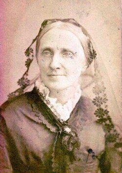 Mary Ann <i>Burgess</i> Finney