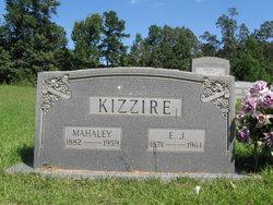 Mahala Emeline <i>Gray</i> Kizzire