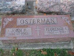 Florence <i>Osterman</i> Blaising
