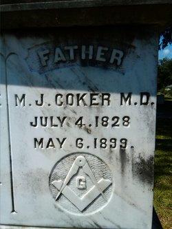 Dr M. J. Coker