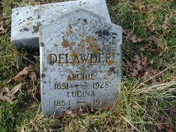 Susan Lucinda Lucinnie <i>Aldridge</i> Delawder