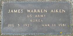 James Warren Aiken