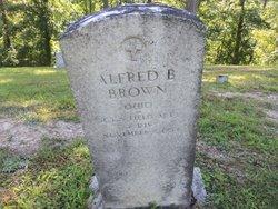 Alfred B Brown