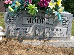 Mary Sue <i>Brock</i> Moore