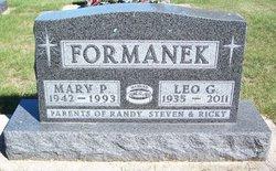 Leo George Formanek