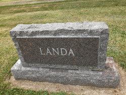 Ione M <i>Rusk</i> Landa