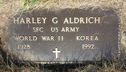 Harley G Aldrich