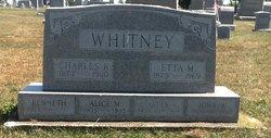 Etta M. <i>Ford</i> Whitney