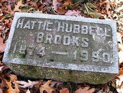 Hattie <i>Hubbell</i> Brooks