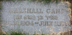 Marshal Gans