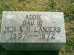 Addie Landers