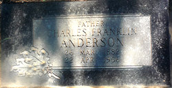 Charles Franklin Anderson
