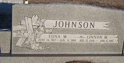 Edna M Johnson