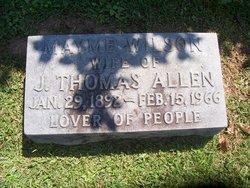 Mayme Wilson Allen