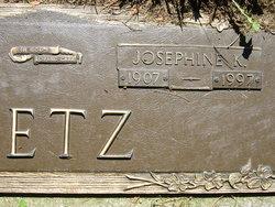 Josephine K. <i>Rosenbaum</i> Getz