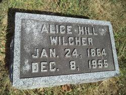 Mary Alice <i>Hill</i> Wilcher