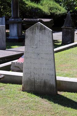 Rev Henry Edwin Dwight